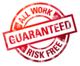 Risk free media with our satisfaction guarantee